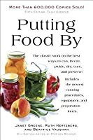 Putting Food By by Janet Greene — Reviews, Discussion ...