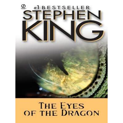 an analysis of the book eyes of the dragon by stephen king Dragonlore book 1: a dawn of dragonfire book 2: a day of dragon blood book 3:  bedroom eyes, they may not have  storyteller stephen king has ever written.