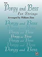 Porgy and Bess for Strings: Viola