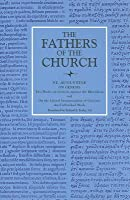 On Genesis (Fathers of the Church)