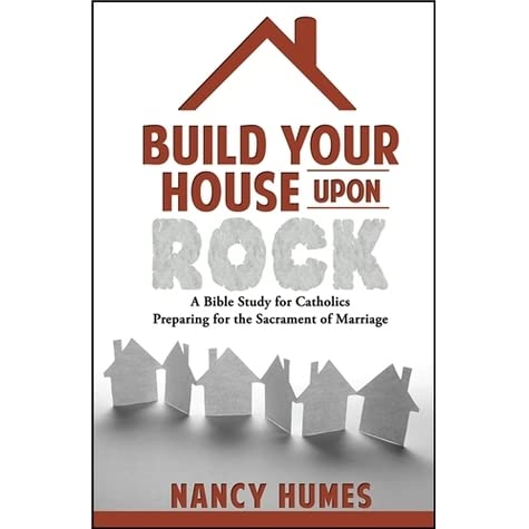 Build your house upon rock a bible study for catholics for Cost to build a house in little rock