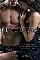Blood Law (Blood Moon Trilogy #1)