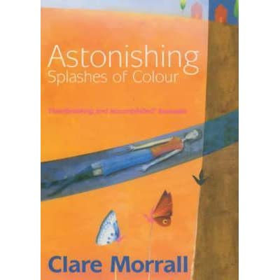 Astonishing Splashes Of Colour By Clare Morrall Reviews border=