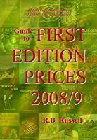 Guide to First Edition Prices, 2008