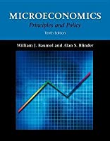 Microeconomics: Principles and Policy (with Infotrac) [With Infotrac]