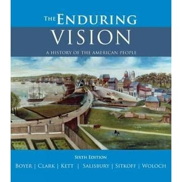 the enduring vision essay Writing resources for the enduring issues essay who is the audience for your essay suggested enduring issues outline suggested enduring issues anchor paper (unit 95) suggested enduring issues essay preparation how to write an enduring issues essay thesis new visions enduring issues tips and list.