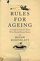 Rules for Ageing