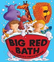 Big Red Bath