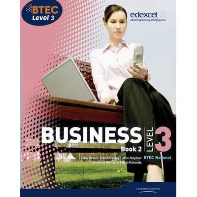 Btec level 2 business aims
