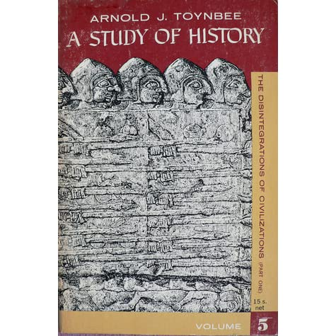 arnold toynbee a study of history pdf