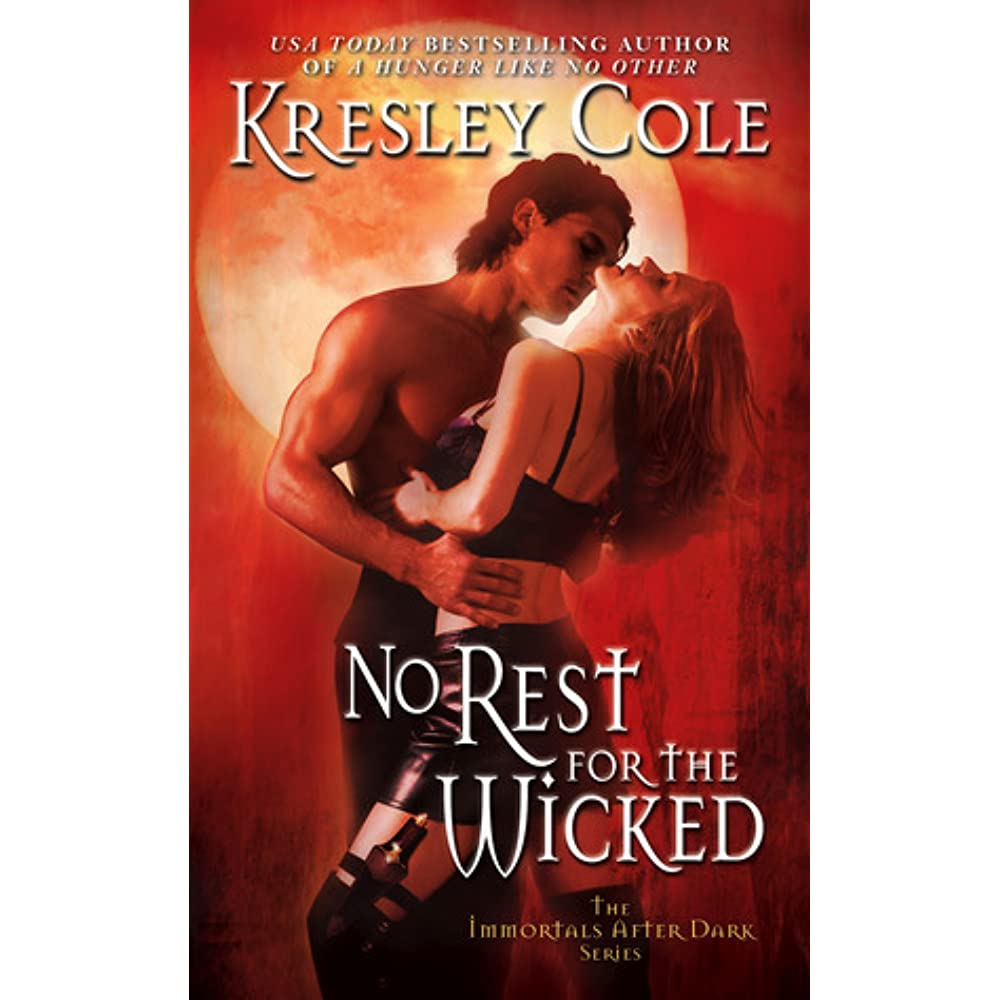 No rest for the wicked kresley cole