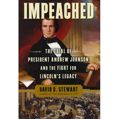 impeachment of andrew johnson After the house of representatives (overwhelmingly) voted to impeach, the  senate voted to not remove him from office by one vote on.