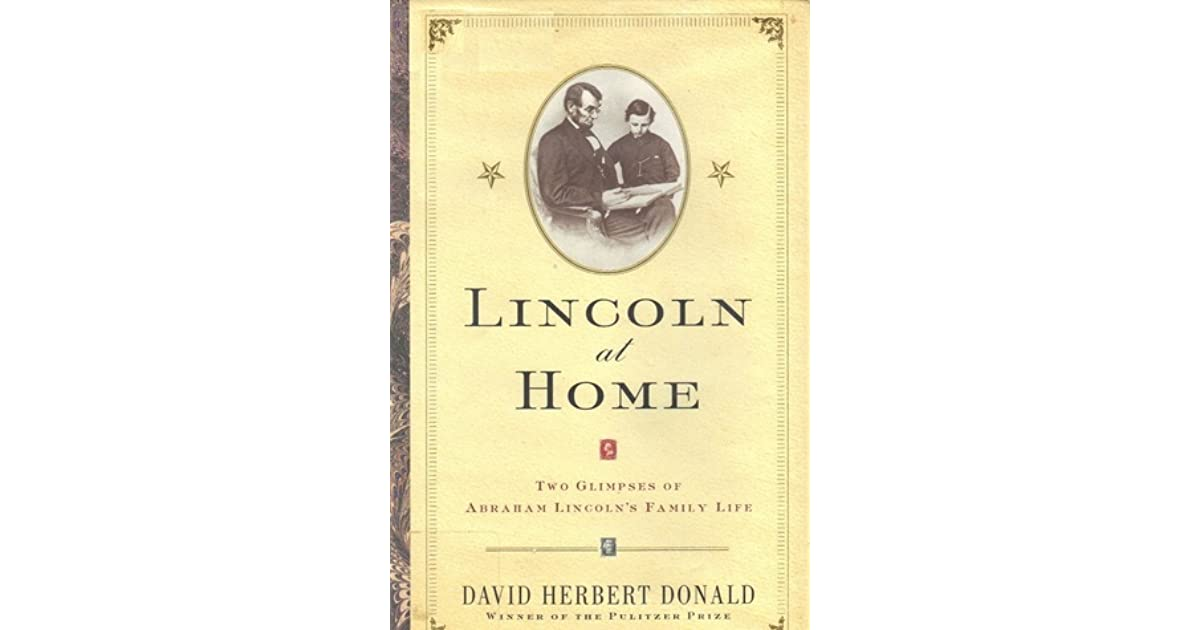 a critique of david donalds review of abraham lincolns political persona Search among more than 1000000 user manuals and view them online in pdf.