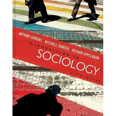 TO INTRODUCTION TEXTBOOK SOCIOLOGY