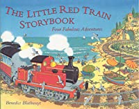 The little red train storybook four fabulous adventures
