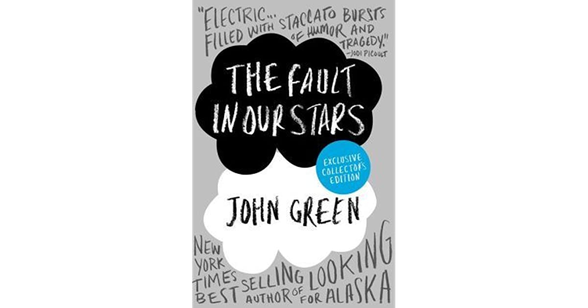 the fault in our stars by john green reviews discussion