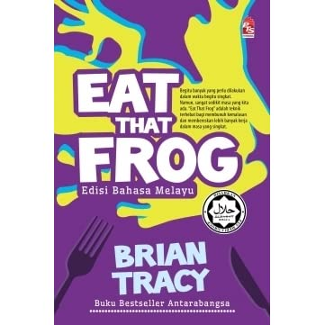 eat that frog a great practice The legendary eat that frog (more than 15 million copies sold worldwide and translated into 42 languages) will change your life eat that frog 21 great ways to stop.