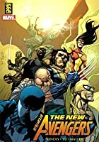 The New Avengers: Devrim (The New Avengers #6)