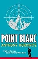 a literary analysis of point blank a book by anthony horowitz Point blanc by anthony horowitz and the red house children's book award in 2014 anthony was awarded an obe for services to literature.