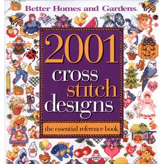 2001 Cross Stitch Designs The Essential Reference Book