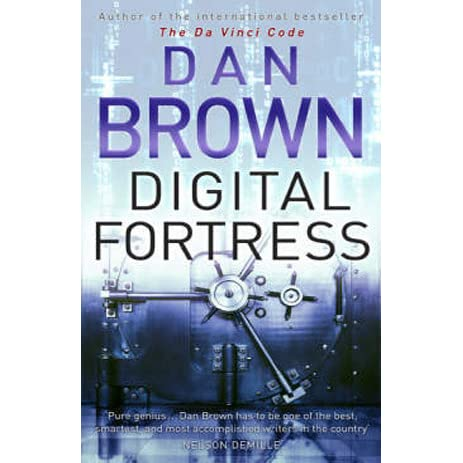 Digital Fortress by Dan Brown — Reviews, Discussion, Bookclubs, Lists