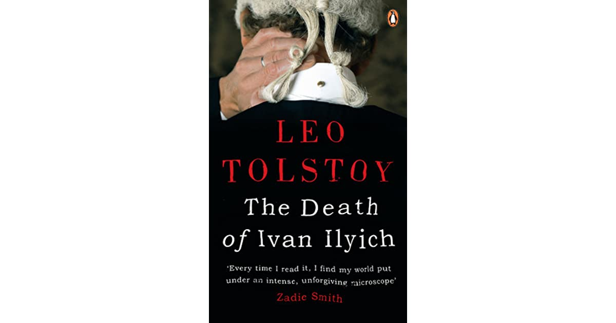 The death of Ivan Ilych: A blueprint for intervention at the end of life