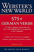 Webster's New World 575+ German Verbs