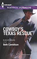 Cowboy's Texas Rescue (Black Ops Rescues)