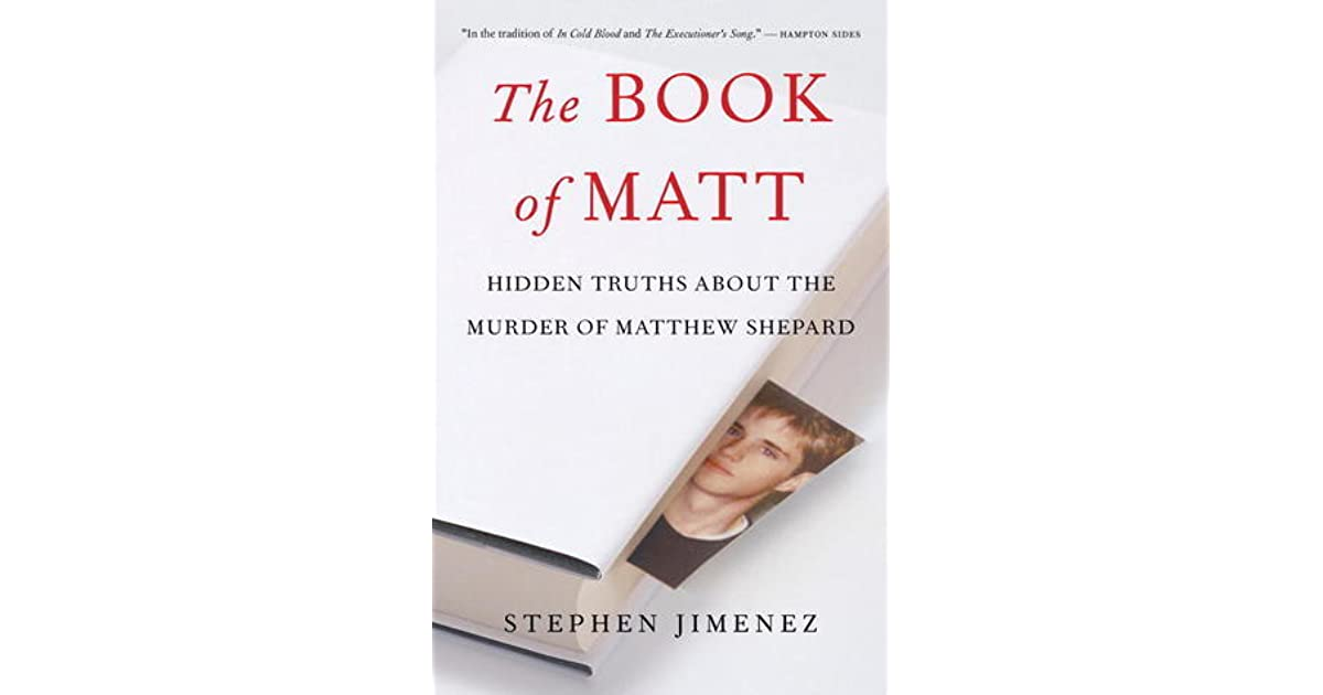 exploration of the matthew shepard event essay Ebscohost serves thousands of libraries with premium essays, articles and other content including why the shepard murder was different of matthew shepard.