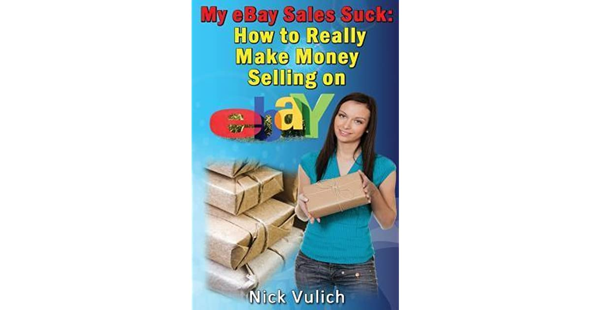 how to make money selling books on ebay