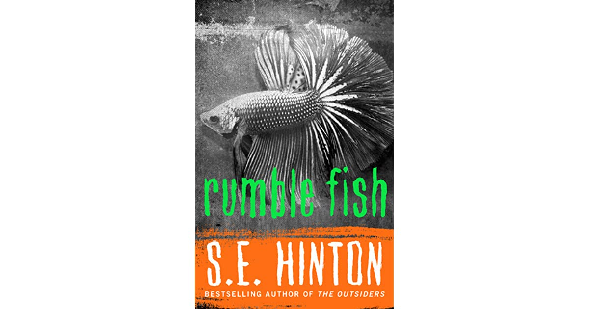 a summary and review of rumble fish by s e hinton I'm a long time fan and appreciator of the outsiders, both se hinton's  thus, the  other hinton/coppola collaboration, rumble fish, has been on my  the  narrative structure is straightforward but the actual plot is little  blu-ray review:  jennifer lawrence plays a bloody spy game in red sparrow.