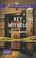 Key Witness (The Security Experts, #1)