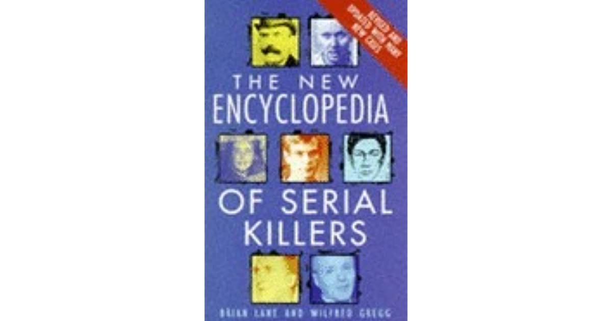 encyclopedia of serial killers pdf