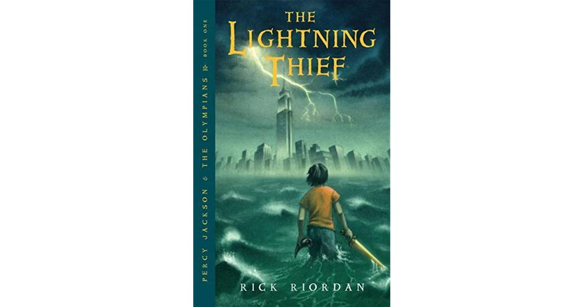 The Lightning Thief (Percy Jackson And The Olympians, #1