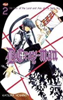 D.Gray-man Vol. 2: Old Man of the Land and Aria of the Night Sky (D.Gray-man, #2)