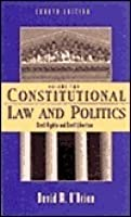 Constitutional Law & Politics