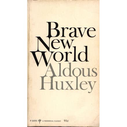 the creation of humans in the futuristic novel brave new world by aldous huxley