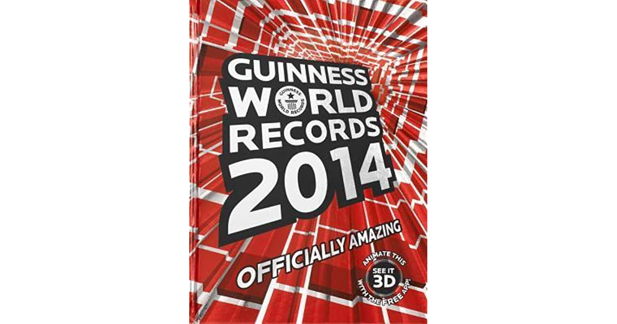 Guinness World Records 2014 by Guinness World Records ...