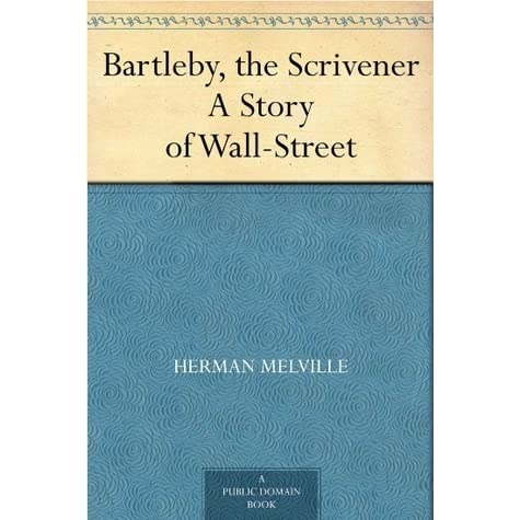 bartleby the scrivener vs a hunger artist Find assignments like the main cosmo: the audience's  compare and contrast the representations of work in bartleby the scrivener and microserfs  a hunger artist.