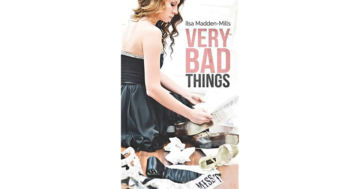 very bad things briarcrest academy 1 by ilsa madden mills reviews discussion bookclubs. Black Bedroom Furniture Sets. Home Design Ideas