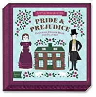 Pride & Prejudice: A BabyLit® Counting Primer Board Book and Playset