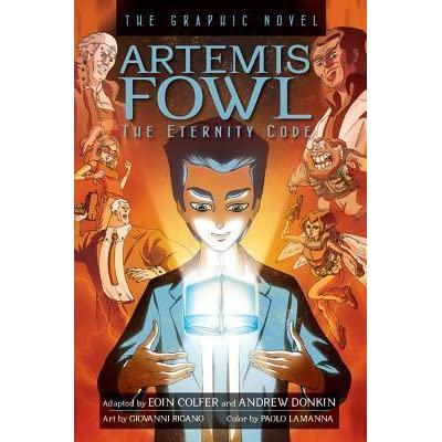 book review on artemis fowl