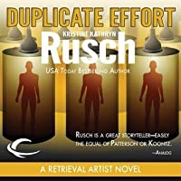 Duplicate Effort (Retrieval Artist, #7)