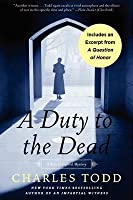 A Duty To The Dead (Bess Crawford, #1)