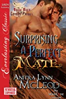 Surprising a Perfect Mate (Rough River Coyotes, #0.5)