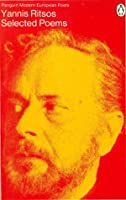 Yannis Ritsos Selected Poems