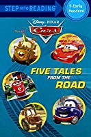 Five Tales from the Road (Cars: Step into Reading: 5 Early Readers)