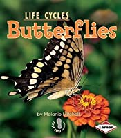 Butterflies (First Step Nonfiction: Animal Life Cycles)