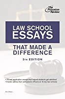 Law School Essays That Made a Difference
