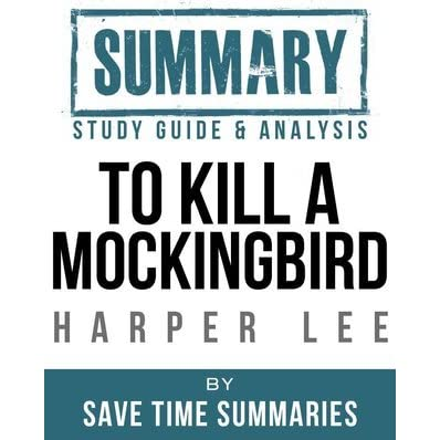 a summary of harper lees novel to kill a mockingbird To kill a mockingbird [harper lee] on amazoncom free shipping on qualifying offers the unforgettable novel of a childhood in a sleepy southern town and the crisis of conscience that rocked it.